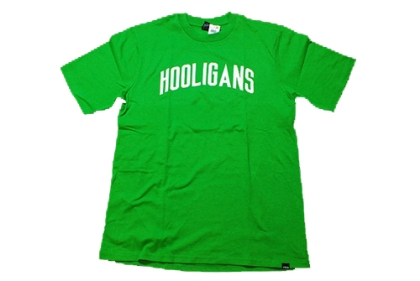 Hooligans Green Front