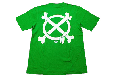 Hooligans Green Back