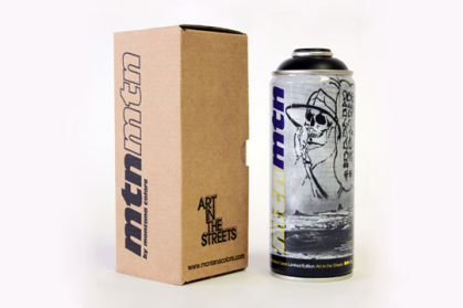 MONTANA COLORS X ART IN THE STREETS LIMITED EDITION CAN NOW IN-STORE!