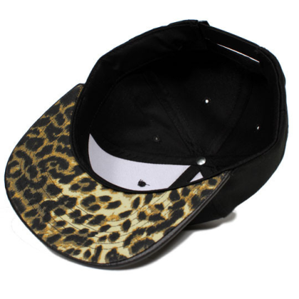 cheeta snapback detail