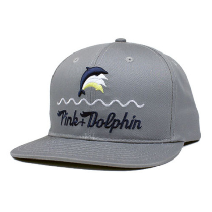 pink dolphin script snap