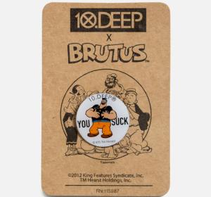 BRutus Pin