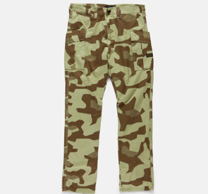 ten deep cargo pants