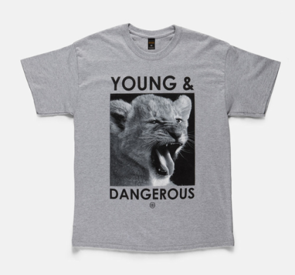 young and dangerous tee