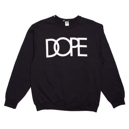 dope crew black