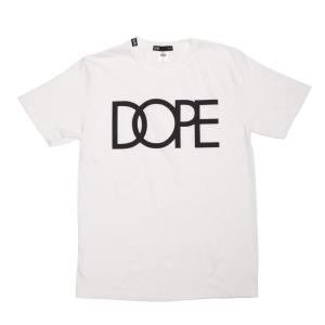 dope tee white 3