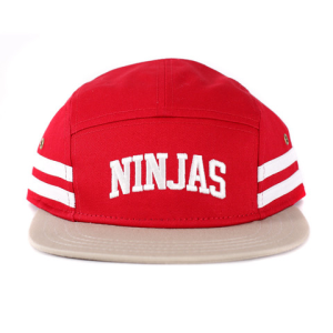 ninjas camper red
