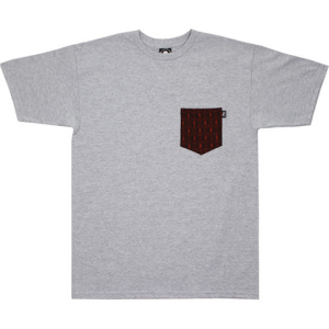 ababrax pocket tee spring 13 grey