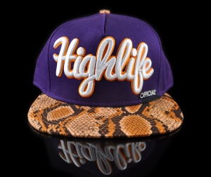 High life purple front