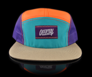 official color 5 panel 1