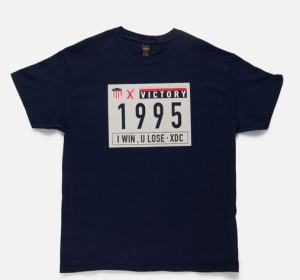 pace leader tee blue
