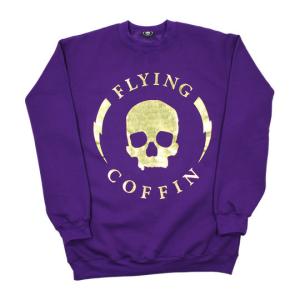 purple shocktrooper sweat shirt spring 13