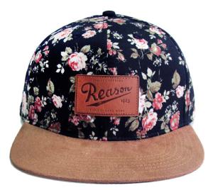 reason floral snapback