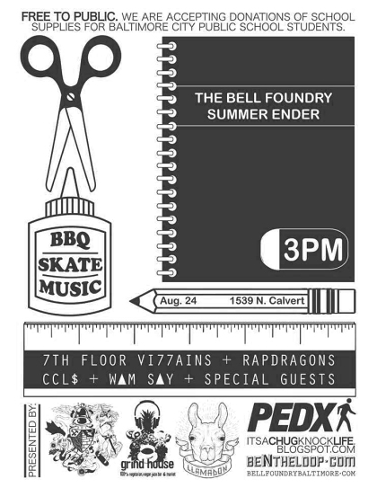 bell foundry summer ender