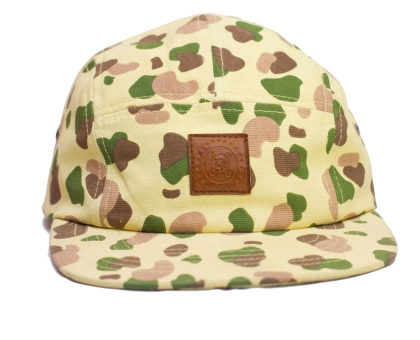 Bubble Camo Cap