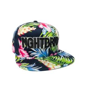 FLORAL-HAT