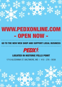 PEDX WEBSITE OPEN FLYER